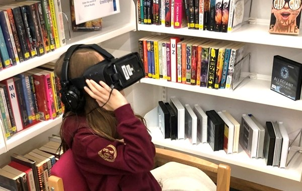VR in the public library